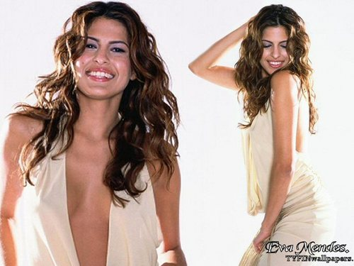 Eva Mendes wallpaper titled Eva