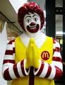 Evil Mc.Donalds clown