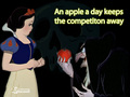 Evil Queen/Hag - Snow White - disney-villains wallpaper