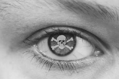 Evil eye?