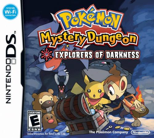 Explorers Of Darkness Box Art