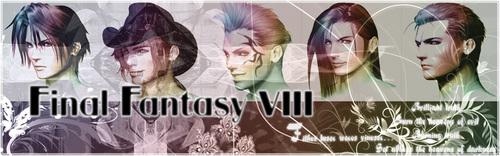 FFVIII Men Banner