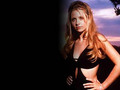 FHM - Sarah Michelle Gellar - fhm wallpaper
