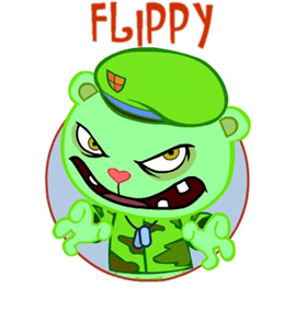 FLIPPY - Happy Tree Friends Photo (1182968) - Fanpop