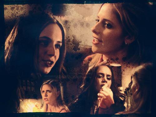 Faith Angel & Buffy