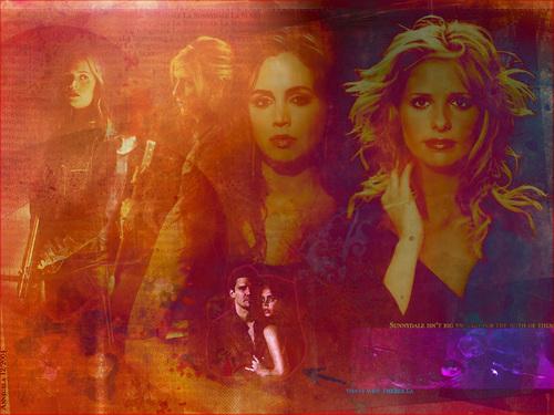 Faith 앤젤 & Buffy