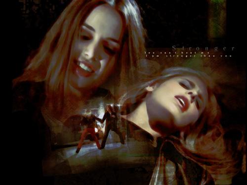 Faith & Buffy