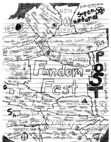 Fandom-Fest - A dedication