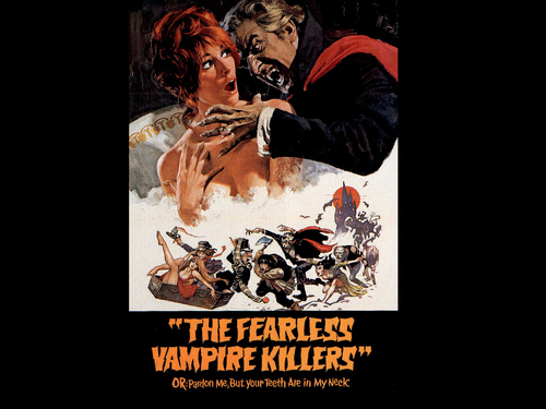 Vampiri#From Dracula to Buffy... and all creatures of the night in between. wallpaper called Fearless Vampire Killers