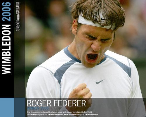 Federer پیپر وال