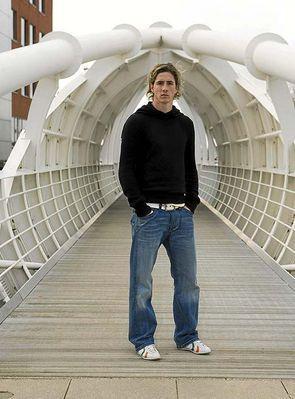 Fernando Torres দেওয়ালপত্র entitled Fernando Torres