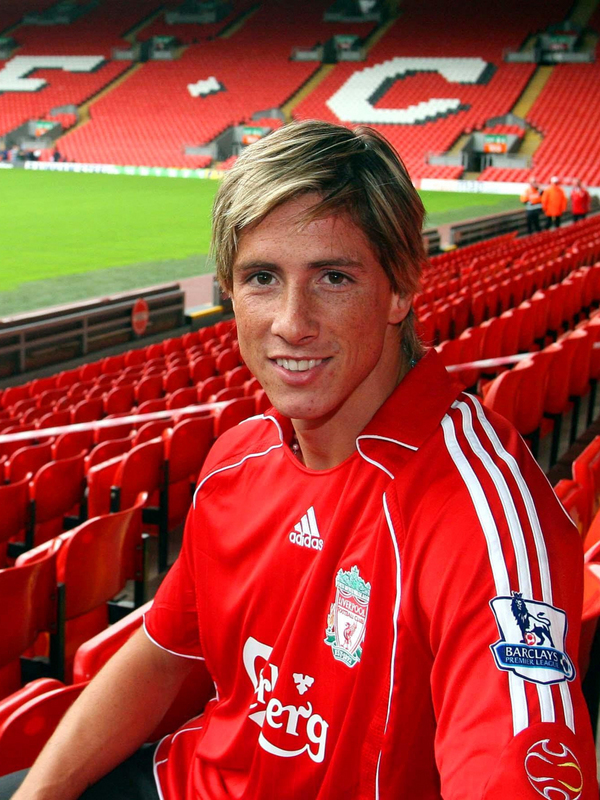 Fernando Torres - Liverpool F.C. Photo (1154531) - Fanpop