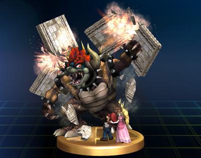 Final Smash Trophy