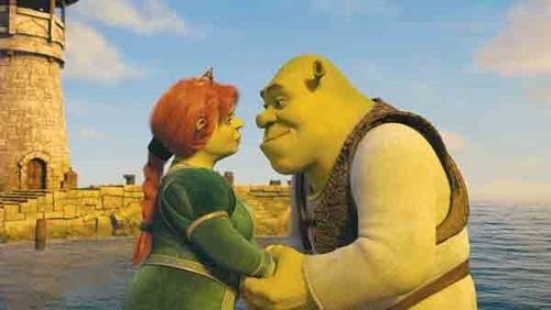 Fiona & shrek