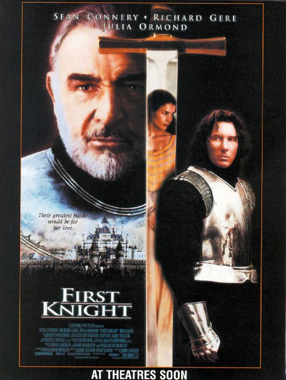 First Knight (1995) - King Arthur Photo (875461) - Fanpop
