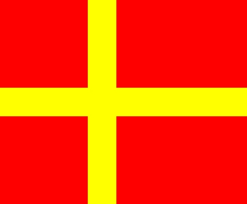 Flag of Skåne