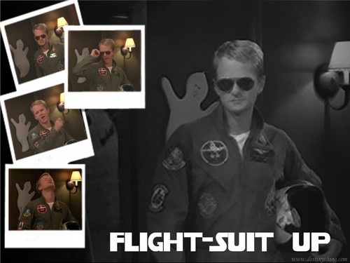 Flight Suit Up!