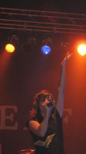 Flyleaf 음악회, 콘서트 with Skillet