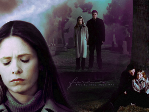 Forever - Buffy and Angel