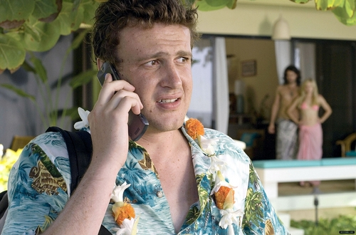 Jason Segel پیپر وال called Forgetting Sarah Marshall
