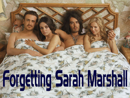 Jason Segel wallpaper entitled Forgetting Sarah Marshall