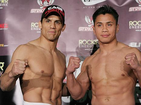 Mma Images Frank Shamrock Vs Cung Le Wallpaper And Background
