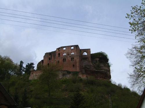 Frankenstein's замок
