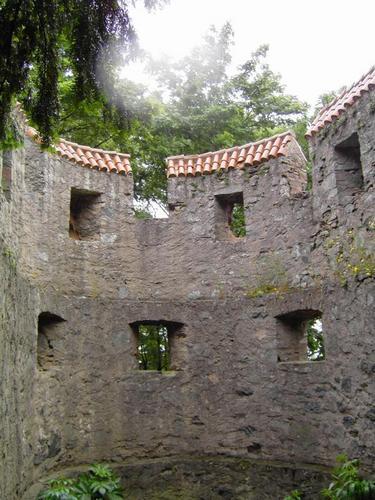 Frankenstein's château