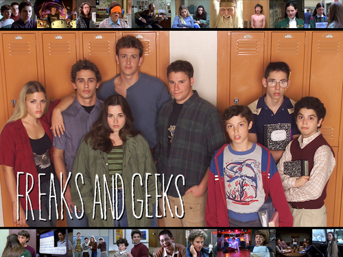 Jason Segel wallpaper entitled Freaks & Geeks