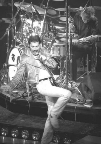 Freddie and Roger