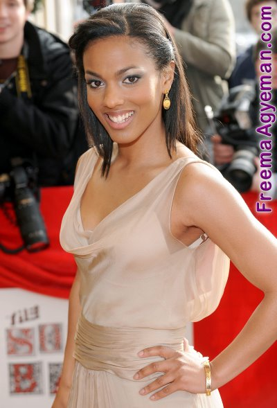 Freema Agyeman - Wallpaper Gallery