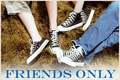 Friends Only Header - converse fan art