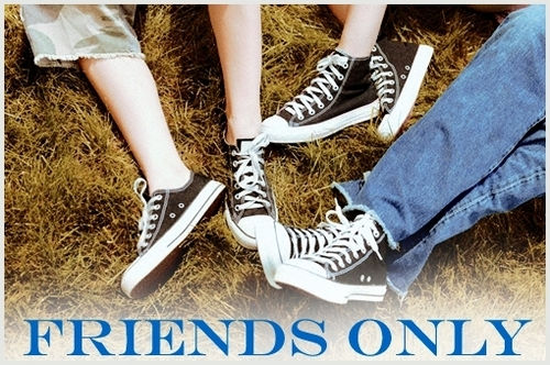 Friends Only Header