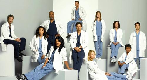 Grey's Anatomy wallpaper called GA