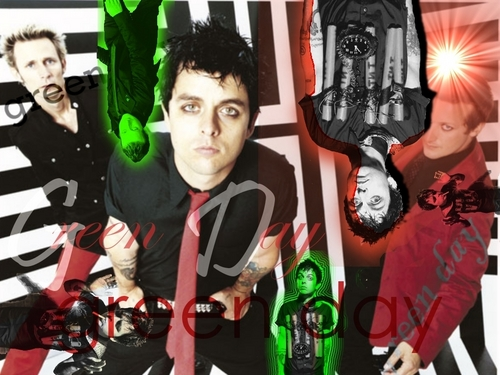 Green Day wallpaper titled GD