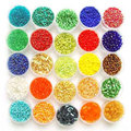 GLASS BEADS - beading photo