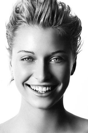 GNTM1 winner - Lena Gercke