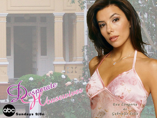 Gabrielle Solis - desperate-housewives Wallpaper
