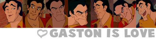 Gaston Banner