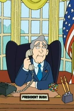 George bụi cây, cây bụi, tổng thống bush