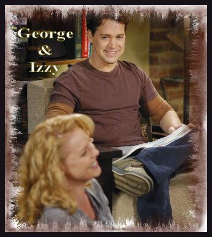 George & Izzie 4ever