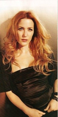 Gillian in Maxim