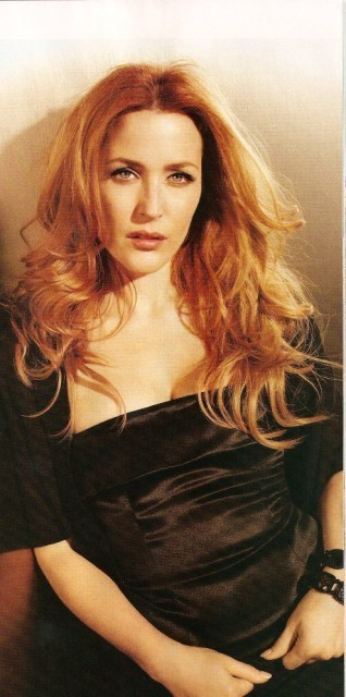 Gillian in Maxim