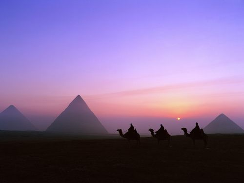 Giza: Mystic Journey