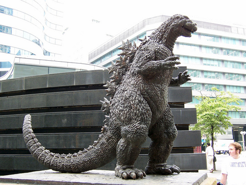 Godzilla wallpaper called Godzilla,Japan