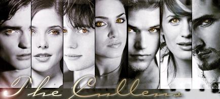Goldeneyes The Cullens