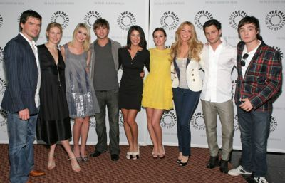 Gossip Girl Paley fest
