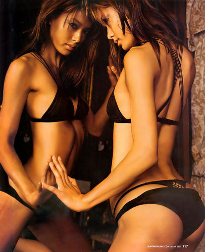 Grace Park - Maxim 2005 - grace-park Photo