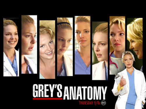 Grey's Anatomy Cast - greys-anatomy Wallpaper