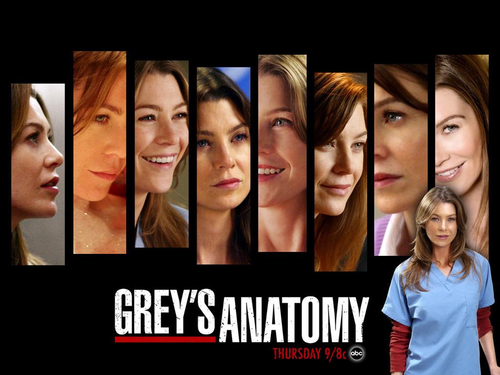 Grays anatomy show
